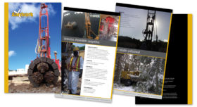 Aardvark Drilling Inc. – Corporate Brochure