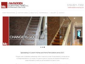 P.McFadden Contracting – design / build