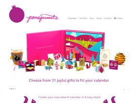 Pomegranate – design / build