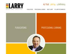 Larry Swartz – design / build / maintenance