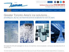 The Iceman – design / build / maintenance